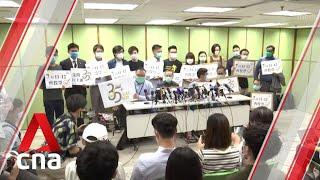 Hong Kong Bars 12 Pro-democracy Candidates From Upcoming Elections