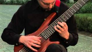 Asturias Electric Bass Arrangement - Mauricio Nader