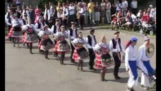 Hody Nosislav 2009 - slavnostní pochod