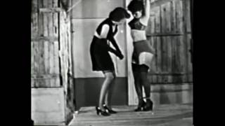 Bettie Page Teaserama, Klaw, Domineering