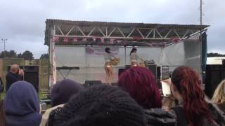 The Cheeky Girls - Armed Forces Day 2013 - (Southampton)