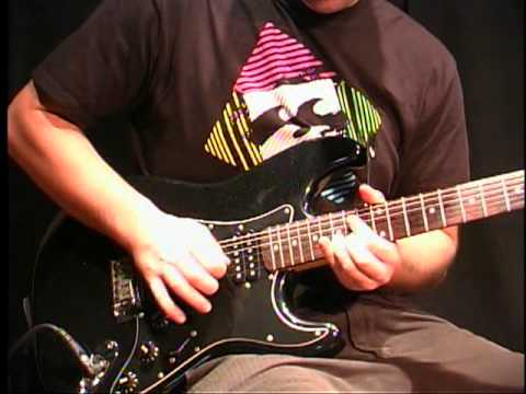 Beginning Guitar Lesson - How Hold Your Guitar And Pick