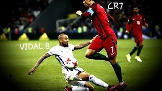 Arturo Vidal - El Guardián Rojo 2018