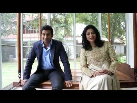 Narain Karthikeyan and Rajshree Pathy spoke about RITZ