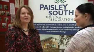 preview picture of video 'Paisley South Housing Association'