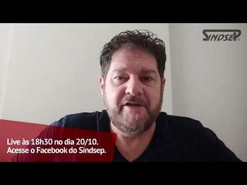 Sergio Antiqueira convoca para o Webnário Fórum das Entidades