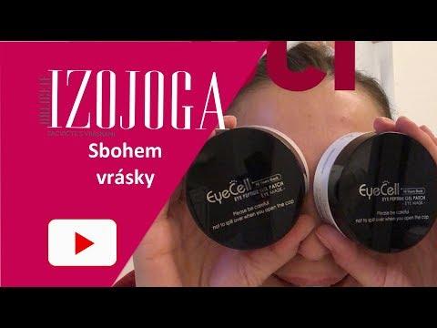 Výrobky proti stárnutí očí