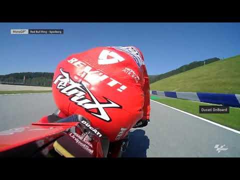 Ducati OnBoard: myWorld Motorrad Grand Prix von Österreich