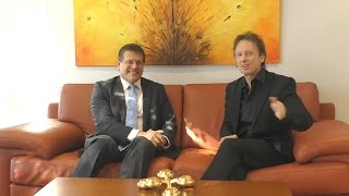 Maros Sefcovic on Powershoots TV Positive Energy in Europe