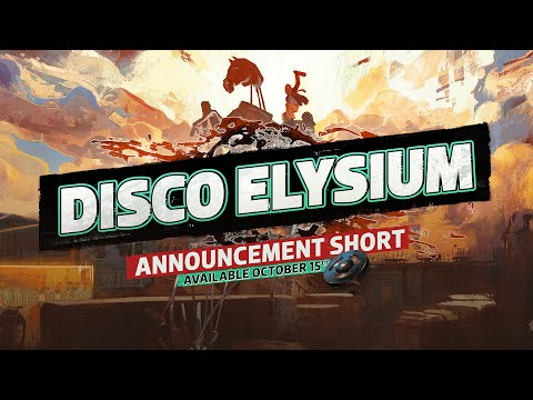 DISCO ELYSIUM - Announcement Short (30sec) thumbnail