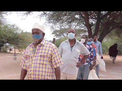 Somalie : des populations frappées par la sécheresse Somalie : des populations frappées par la sécheresse