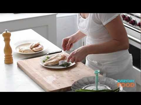 Sauteed Chicken in Mustard-Cream Sauce | Everyday Food with Sarah Carey
