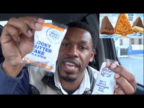 White Castle Review Pt.2 Desserts on a Stick!!!!