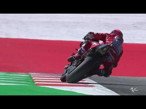 Ducati Team talk about the myWorld Motorrad Grand Prix von Österreich