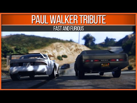 Fast And Furious 7Ending Scene Recreated In GTA V