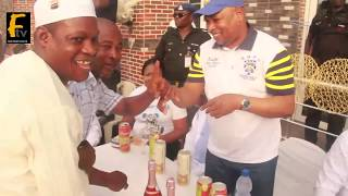 WASIU ALABI PASUMA, KUNLE POLY PRESENT @JAFOSON HOTEL AND SUITE