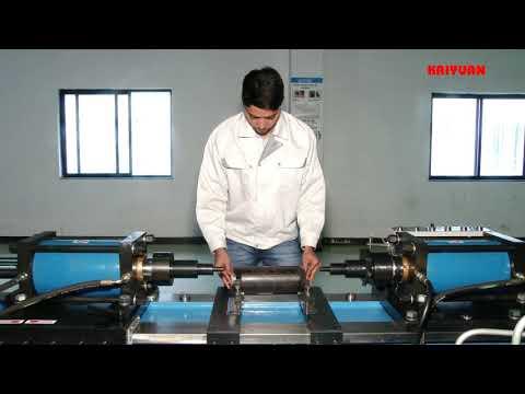 Conveyor Idler Bearing Assembly Machine