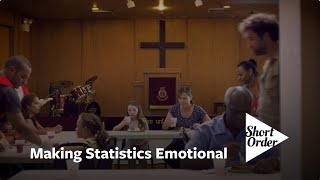 Salvation Army NY: Statistics