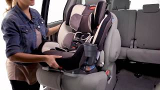 #Graco's Milestone All-in-1 Car Seat grows with your child