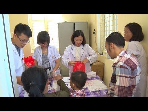 Chăm sóc sức khỏe nhân dân vùng khó khăn tại Yên Bái