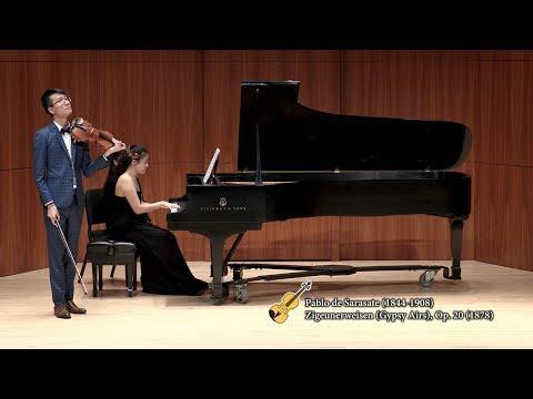 Ming-hang Tam - Sarasate Zigeunerweisen (Gypsy Airs), Op. 20 (1878)