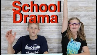 School Time Drama