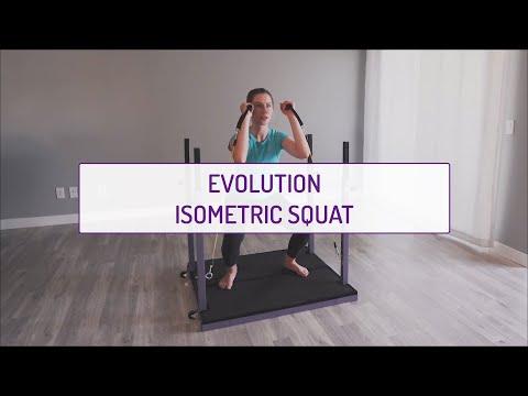 Evolution Isometric Squat