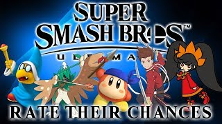 Super Smash Bros Ultimate - Rate Their Chances [2] - Decidueye, Bandana Dee, Kamek, Lloyd & Ashley
