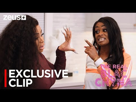 The Real Blac Chyna' Season 1, Episode 1 – Respeck My Gossip