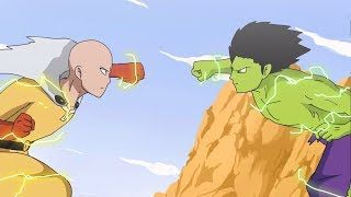 Saitama vs Hulk Part 2   Destruction