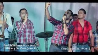 BANDA LA SINALOENSE EN VIVO 2016 (El Olotito y Soy como Quiero Ser Alex)