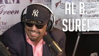 "Al B. Sure! Talks Finding a Good Woman, His TV One ""Unsung"" + Answers Fan Questions on Periscope"
