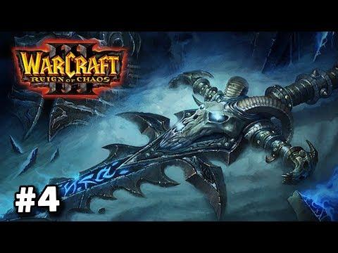 Mrazivý smutek hladoví! - Retro: Warcraft 3 - Kampaň za lidi #4