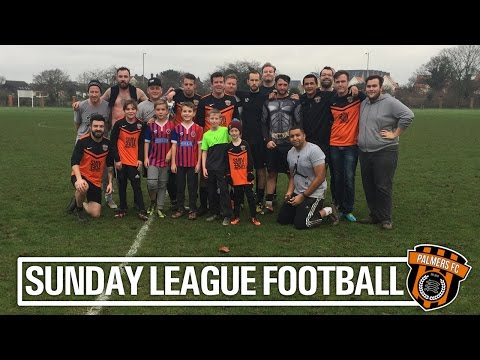 Sunday League Football - WITH THE VIEWERS
