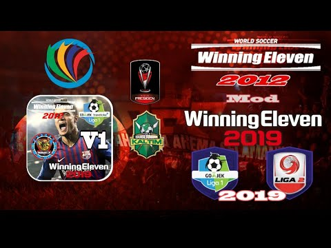 Winning Eleven 2012 Mod Winning Eleven 2019 Super Update
