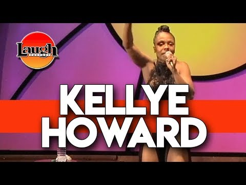 Kellye Howard  |  I'm Not Aggressive  | Laugh Factory Chicago Stand Up Comedy