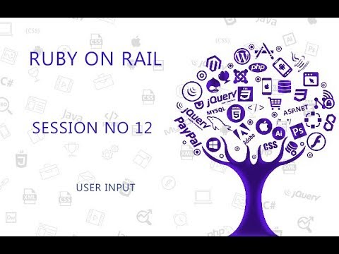 Ruby Programming Tutorial 12  User Input