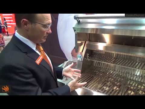 The Variable Sear Burner by Hestan