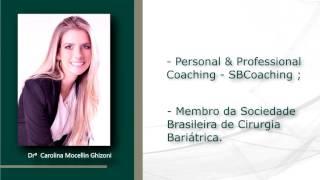Currículo Carolina Mocellin Ghizoni