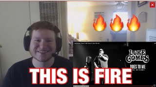 Luke Combs   Does To Me (Audio) Ft. Eric Church (REACTION!!)