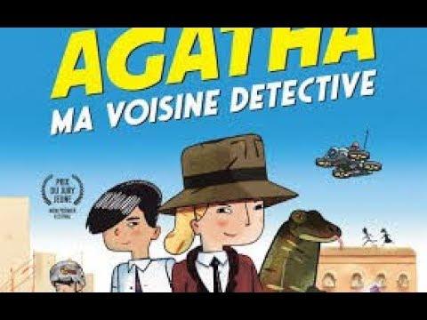 Agatha, ma voisine détective I Bande Annonce VF