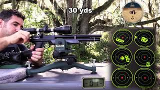 Benjamin Marauder .22 Pistol - FULL REVIEW