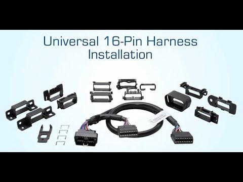 GPS Device Install | Universal OBD II T-Harness Kit Installation