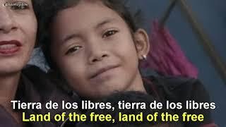 The Killers   Land Of The Free [Lyrics English   Español Subtitulado]