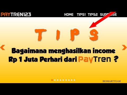 Video 6 Langkah Sukses Menjalankan Bisnis PayTren