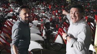 LIVE - Pont - Cum te dai cu bicicleta Gratis! #aperider