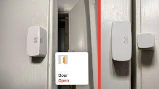 Eve Door & Window Wireless Contact Sensor for Apple HomeKit Review