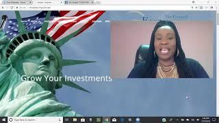 Angela Williams breaks down MyEcon | Iconz Global Network, LLC.