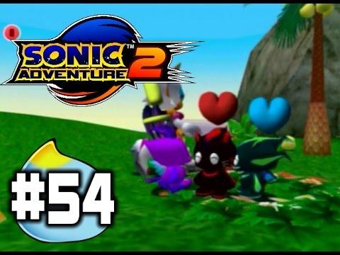 Download Sonic Adventure 2 Battle Chao Garden Part 54