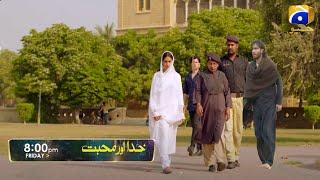 Khuda Aur Muhabbat Teaser 35 & Episode 34 Showbiz Glam